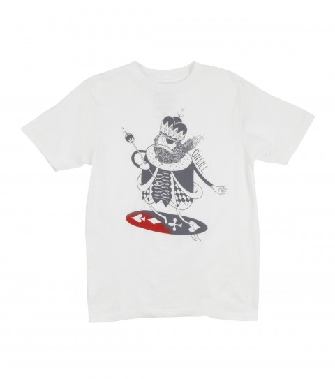 Surf O'Neill Boys Ruling Tee.  100% Cotton.  Screenprint. - $18.00