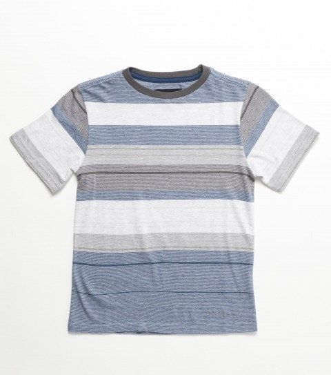 Surf O'Neill Kids Mason Crew Shirt. 100% Cotton. Jersey stripe crew. Standard fit; logo embroidery and labels. - $28.00