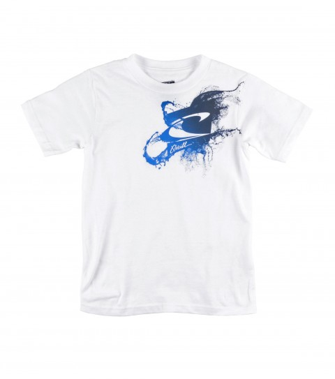Surf O'Neill Kids Splash Tee.  100% Cotton.  Screenprint. - $11.99