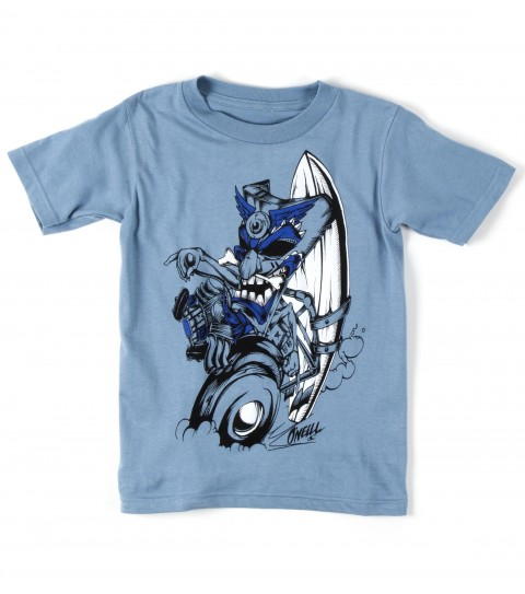 Surf O'Neill Kids Breakdown Tee.  100% Cotton.  Screenprint. - $16.00