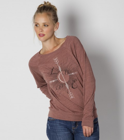 Surf O'Neill Look Back Longsleeve Tee.  50% Cotton / 38% Polyester /12% Rayon.  Sierra long sleeve tee. - $32.00