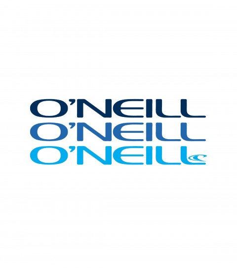 Surf The O'Neill Tri Level sticker. - $3.00
