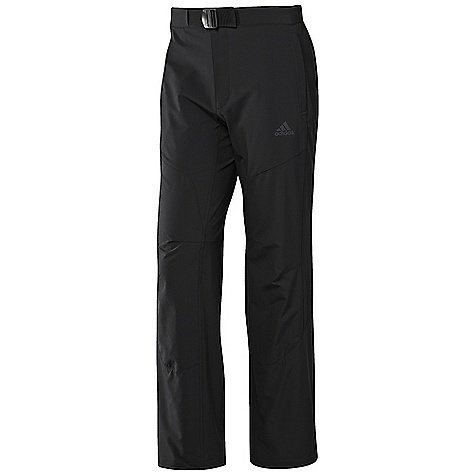 Golf On Sale. Free Shipping. Adidas Men's Terrex Swift Flex Pant DECENT FEATURES of the Adidas Men's Terrex Swift Flex Pant 4-Way stretch Highly stretchable fabric for improved freedom of movement Bottom leg zips Elastic waist with belt The SPECS Weight: 16 oz / 454 gram - $69.99