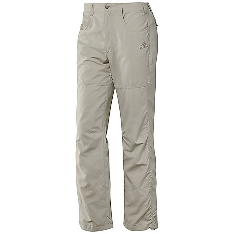Camp and Hike Free Shipping. Adidas Men's Hiking - Trekking Hike Pant DECENT FEATURES of the Adidas Men's Hiking / Trekking Hike Pant Climalite soft, lightweight fabric for superior moisture management Cargo pocket - $69.95
