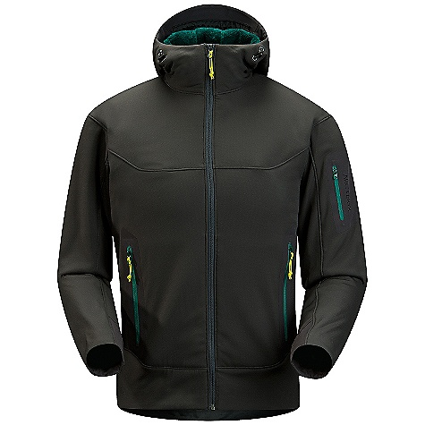 Ski On Sale. Free Shipping. Arcteryx Men's Hyllus Hoody DECENT FEATURES of the Arcteryx Men's Hyllus Hoody Insulated and breathable Polartec Power Shield O2 High Loft Articulated elbows, no-lift gusseted underarms for optimal range of motion Sleeve pocket, two hand pockets with laminated zippers, two internal mesh dump pockets Laminated hem with drawcord adjustment We are not able to ship Arcteryx products outside the US because of that other thing. We are not able to ship Arcteryx products outside the US because of that other thing. We are not able to ship Arcteryx products outside the US because of that other thing. The SPECS Weight: M: 21.2 oz / 600 g Fit: Relaxed, hip length Polartec Power Shield O2 High Loft This product can only be shipped within the United States. Please don't hate us. - $280.99