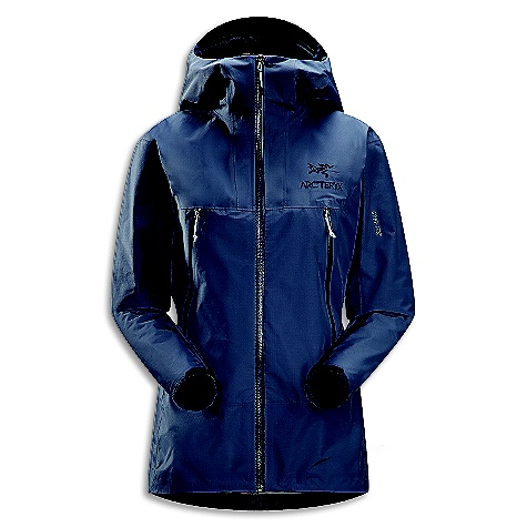 On Sale. Free Shipping. Arcteryx Women's Alpha SL Jacket DECENT FEATURES of the Arcteryx Women's Alpha SL Jacket Very compact, lightweight Gore-Tex fabric with Paclite product technology Athletic patterning provides room for three layers while facilitating movement Helmet-compatible Storm Hood rotates without blocking vision WaterTight pit zippers permit rapid ventilation; two hand pockets and one internal pocket Laminated drop back hem with adjustable drawcord We are not able to ship Arcteryx products outside the US because of that other thing. We are not able to ship Arcteryx products outside the US because of that other thing. We are not able to ship Arcteryx products outside the US because of that other thing. The SPECS Weight: M: 10.8 oz / 306 g N40r Gore-Tex fabric with Paclite product technology Fit: Athletic, hip length This product can only be shipped within the United States. Please don't hate us. - $254.99