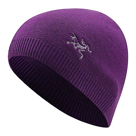 Entertainment The Vestigio Beanie by Arcteryx. This lightweight stretch beanie is made with warm and non-itching Merino Wool/Spandex blend fabric, and Features vertical edge detailing with six dart construction for comfort. Features of the Arcteryx Vestigio Beanie Made with naturally anti-microbial and moisture wicking merino wool Six dart construction creates a secure, comfortable Fit Embroidered logo and knitted detail Lightweight and stretchy - $29.00