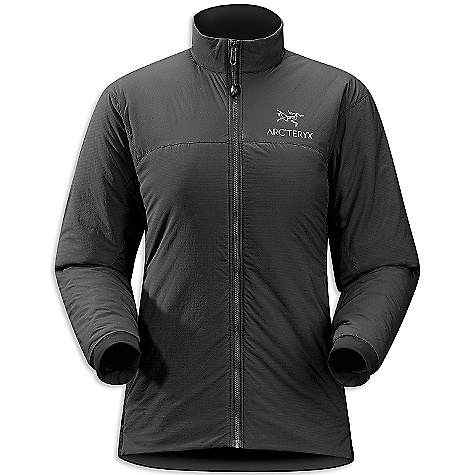 On Sale. Free Shipping. Arcteryx Women's Atom LT Jacket DECENT FEATURES of the Arcteryx Women's Atom LT Jacket Lightweight wind-resistant face fabric with DWR finish, warm and resilient synthetic Coreloft insulation Low profile, stretch side panels provide a trim fit and ventilation Softly brushed insulated collar layers easily Two hand pockets with zippers, internal chest pocket with zipper Jersey knit stretch cuffs fit comfortably over hands but slide easily under other layers We are not able to ship Arcteryx products outside the US because of that other thing. We are not able to ship Arcteryx products outside the US because of that other thing. We are not able to ship Arcteryx products outside the US because of that other thing. The SPECS Weight: M: 10.3 oz / 292 g Luminara - 100% nylon Polartec Power Stretch with Hardface technology - 88% polyester, 12% spandex Coreloft 60 insulation (60 g/m2) Fit: Trim, hip length This product can only be shipped within the United States. Please don't hate us. - $124.99