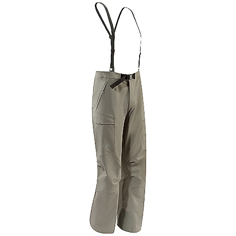 Ski On Sale. Free Shipping. Arcteryx Men's Gamma SK Pant DECENT FEATURES of the Arcteryx Men's Gamma SK Pant Nylon stretch Burly Double Weave fabric has excellent durability and sheds snow High waist provides extra coverage fly closure, adjustable belt and suspenders Two hand pockets with zippers, two thigh pockets with Velcro closures Keprotec insteps guard against abrasion from edges We are not able to ship Arcteryx products outside the US because of that other thing. We are not able to ship Arcteryx products outside the US because of that other thing. We are not able to ship Arcteryx products outside the US because of that other thing. The SPECS Weight: M: 22.3 oz / 635 g Fit: Athletic Burly Double Weave - 46% nylon, 46% polyester, 8% spandex Keprotec This product can only be shipped within the United States. Please don't hate us. - $170.99