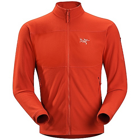 Free Shipping. Arcteryx Men's Delta LT Jacket DECENT FEATURES of the Arcteryx Men's Delta LT Jacket Polartec Classic 100 micro velour small grid has high warmth-to-weight ratio High collar provides warmth and layers easily Full front zip with chin guard Sleeve pocket with laminated zip, two zippered hand pockets No-lift gusseted underarms, drop back hem We are not able to ship Arcteryx products outside the US because of that other thing. We are not able to ship Arcteryx products outside the US because of that other thing. We are not able to ship Arcteryx products outside the US because of that other thing. The SPECS Weight: M: 10.7 oz / 303 g Fit: Trim, hip length Polartec Classic 100 micro velour small grid - 100% polyester This product can only be shipped within the United States. Please don't hate us. - $128.95