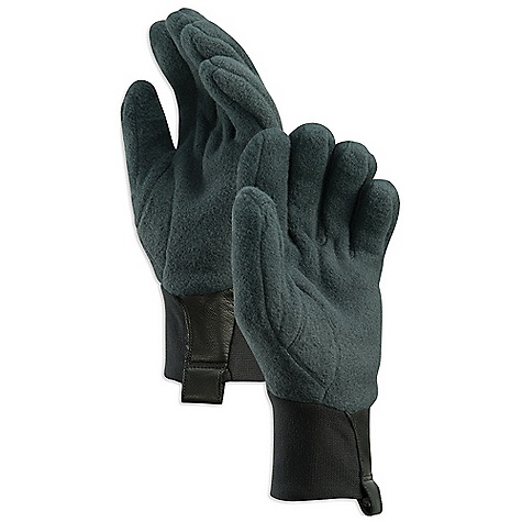 On Sale. Arcteryx Delta AR Glove DECENT FEATURES of the Arcteryx Delta AR Glove Trim, stretch knit cuff fabric fits easily under other layers Leather pull-tab with clip-in loop We are not able to ship Arcteryx products outside the US because of that other thing. We are not able to ship Arcteryx products outside the US because of that other thing. We are not able to ship Arcteryx products outside the US because of that other thing. The SPECS Weight: M: 2.1 oz / 59 g Fit: Trim Lezanova leather High Loft fleece shearling Rentex stretch knit polyester spandex blend This product can only be shipped within the United States. Please don't hate us. - $21.99