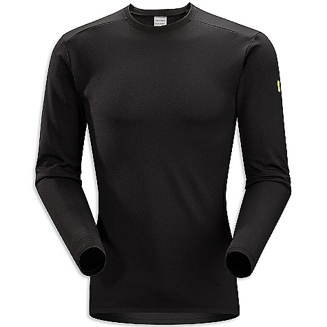On Sale. Free Shipping. Arcteryx Men's Phase AR Long Sleeved Crew DECENT FEATURES of the Arcteryx Men's Phase AR Long Sleeve Crew Moisture-wicking, quick drying and breathable, base layer fabric for cold weather interval activities Minimal odour retention Crew neck, long sleeves We are not able to ship Arcteryx products outside the US because of that other thing. We are not able to ship Arcteryx products outside the US because of that other thing. We are not able to ship Arcteryx products outside the US because of that other thing. The SPECS Weight: (M): 6.0 oz / 170 g Fit: Next-to-skin Fabric: Phasic AR This product can only be shipped within the United States. Please don't hate us. - $47.99