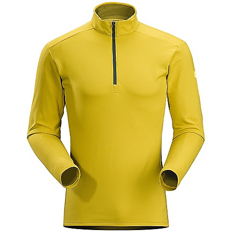 On Sale. Free Shipping. Arcteryx Men's Phase AR Zip Neck DECENT FEATURES of the Arcteryx Men's Phase AR Zip Neck Moisture-wicking, quick drying and breathable, base layer fabric for cold weather interval activities Minimal odour retention Quick-pull half-length zip neck design We are not able to ship Arcteryx products outside the US because of that other thing. We are not able to ship Arcteryx products outside the US because of that other thing. We are not able to ship Arcteryx products outside the US because of that other thing. The SPECS Weight: (M): 6.3 oz / 180 g Fit: Next-to-skin Fabric: Phasic AR This product can only be shipped within the United States. Please don't hate us. - $50.99