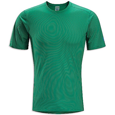 On Sale. Free Shipping. Arcteryx Men's Phase SL SS Crew DECENT FEATURES of the Arcteryx Men's Phase SL Short Sleeve Crew Moisture-wicking, quick drying and breathable, base layer fabric for cold weather interval activities Minimal odour retention Mechanical stretch fabric, gusseted underarms and anatomical shaping provide freedom of movement UPF +50 The SPECS Weight: (M): 3.3 oz / 94 g Fit: Next-to-skin Fabric: Phasic SL This product can only be shipped within the United States. Please don't hate us. - $31.99