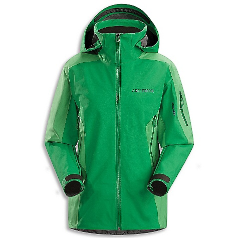 Ski On Sale. Free Shipping. Arcteryx Women's Stingray Jacket DECENT FEATURES of the Arcteryx Women's Stingray Jacket Waterproof/breathable Gore-Tex with lightly insulated backer DropHood is designed to rotate with your head; integrated powder skirt with gripper elastic WaterTight pit zippers for ventilation Two hand pockets, one internal zippered pocket and sleeve pocket We are not able to ship Arcteryx products outside the US because of that other thing. We are not able to ship Arcteryx products outside the US because of that other thing. We are not able to ship Arcteryx products outside the US because of that other thing. The SPECS Weight: M: 19.7 oz / 559 g N70p Gore-Tex fabric with 3L lo-loft soft shell construction Fit: Athletic This product can only be shipped within the United States. Please don't hate us. - $348.99