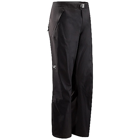 Free Shipping. Arcteryx Men's Venta Pant DECENT FEATURES of the Arcteryx Men's Venta Pant Weather resistant Snow-shedding Lightweight Quick-drying DWR finish (Durable Water Repellent) helps bead water from fabric surface Arc'teryx finishing tape-to help seams lie flat and to increase windproofness Articulated patterning for unrestricted mobility Articulated knees and seat Gusseted crotch Water Tight external zippers Windproof, breathable, lightly insulated Wind stopper fabric has DWR finish Posterior thigh vents regulate temperature Two hand pockets with zippers Articulated knees and seat, gusseted crotch allow freedom of movement Activity: All Around The SPECS Weight: (M): 13.5 oz / 383 g Length: Regular, Tall Fit: Trim Fabric: N72s Wind stopper 3L (lo-loft) Care Instructions Machine wash in warm water or dry clean Do not use fabric softener Tumble dry on low heat Do not iron This product can only be shipped within the United States. Please don't hate us. - $298.95