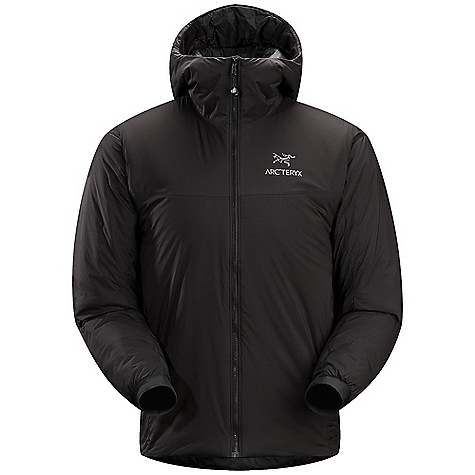 Free Shipping. Arcteryx Men's Atom SV Hoody DECENT FEATURES of the Arcteryx Men's Atom SV Hoody Moisture-resistant outer face fabric Compressible and packable Wind resistant Articulated elbows Gusseted underarms Insulated hood Full front zip with wind flap Stretch-woven cuffs Drop back hem Adjustable hem drawcord Breathable, lightweight tricot underarms DWR finish Two hand pockets with zippers, internal chest pocket with zipper Activity: All Around We are not able to ship Arcteryx products outside the US because of that other thing. We are not able to ship Arcteryx products outside the US because of that other thing. We are not able to ship Arcteryx products outside the US because of that other thing. The SPECS Weight: (M): 16.8 oz / 475 g Fit: Athletic, hip length Fabric: Gossamera - 100% nylon Coreloft 100 insulation (100 g/m2) Care Instructions Machine wash in cold water Do not use fabric softener Tumble dry on medium heat Do not iron This product can only be shipped within the United States. Please don't hate us. - $258.95
