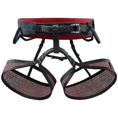 Climbing Free Shipping. Arcteryx R275 LT Harness DECENT FEATURES of the Arcteryx R275 LT Harness Vapor Mesh leg loops feature buckle-less, Sure-Fit LT elasticized connectors Wear safety markers on belay loop and tie-in points Non-structural haul loop, four gear loops, two drop seat buckles Warp Strength Technology Vapor Mesh leg loops 4 Reversible / removable gear loops We are not able to ship Arcteryx products outside the US because of that other thing. We are not able to ship Arcteryx products outside the US because of that other thing. We are not able to ship Arcteryx products outside the US because of that other thing. The SPECS Weight: M: 9.9 oz / 280 g 7075-T6 aluminum anodized buckles Burly Double Weave four way stretch fabric Vapor Mesh Type 6.6 nylon webbing, polyurethane gear loops Spacermesh ALL CLIMBING SALES ARE FINAL. This product can only be shipped within the United States. Please don't hate us. - $124.95