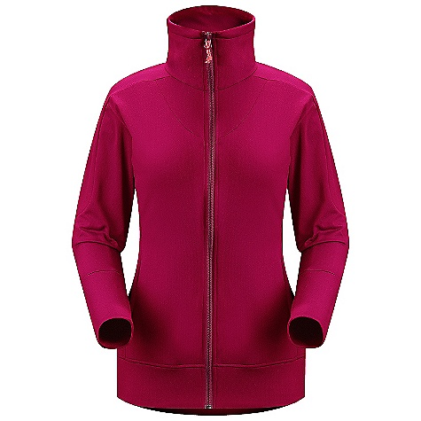 Fitness Free Shipping. Arcteryx Women's Solita Jacket DECENT FEATURES of the Arcteryx Women's Solita Jacket Soft-brushed fabric with Polygiene odour resistance High collar provides additional warmth Zippered hand pockets; media pocket Thumbloops hold sleeve in position and protect hands We are not able to ship Arcteryx products outside the US because of that other thing. We are not able to ship Arcteryx products outside the US because of that other thing. We are not able to ship Arcteryx products outside the US because of that other thing. The SPECS Weight: M: 11.0 oz / 312 g Torrent with Polygiene - 84% polyester, 16% spandex Fit: Trim This product can only be shipped within the United States. Please don't hate us. - $158.95