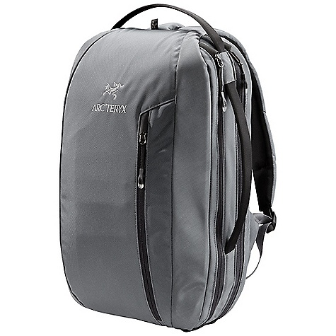 Free Shipping. Arcteryx Blade 15 Pack DECENT FEATURES of the Arcteryx Blade 15 Pack Thermoformed backpanel with aluminum stay provides both push through protection and carry support Padded back panel with framesheet for carry comfort Carry-on compatible pack for travel or day-to-day use Top and side carry handles Dual density foam shoulder straps disperse weight External front pocket with organization slots Separate large compartment for documents, tablets, and laptop Adjustable, suspended laptop sleeve with laminated protector panel is compatible with: up to 15in. Organizer pockets for powercords, cables, etc High visibility liner reveals contents Zippered passport / boarding pass security pocket on the back panel We are not able to ship Arcteryx products outside the US because of that other thing. We are not able to ship Arcteryx products outside the US because of that other thing. We are not able to ship Arcteryx products outside the US because of that other thing. The SPECS Volume: 915 cubic inches / 15 liter Weight: 36 oz / 1020 g 1260D nylon 6.6 basket weave 6061-T6 aluminum stays Spacermesh EV 50 This product can only be shipped within the United States. Please don't hate us. - $158.95