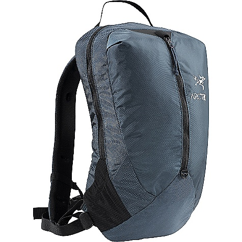 Camp and Hike On Sale. Free Shipping. Arcteryx Fly 13 Backpack DECENT FEATURES of the Arcteryx Fly 13 Backpack Composite horizontal frame member, padded Adjustable sternum strap Contoured shoulder straps 2.5cm/1 inch wide webbing belt make for stable carrying while walking or cycling Easily accessible panel-loading design Fits a standard 13 inch laptop Front security pocket Two stretch-mesh pockets Key clip Hydration bladder sleeve with clip Hose clip and HydroPort Padded, contoured shoulder straps Key clip Activity: Casual/Urban We are not able to ship Arcteryx products outside the US because of that other thing. The SPECS Weight: 18 oz / 0.52 kg Volume: 793 cubic inches / 13 liter Material: Spacermesh 420D HD Plain Weave with PU coating 420D HD Basket Weave with PU coating 200D Polyester Plain Weave Care Instructions Surface clean only This product can only be shipped within the United States. Please don't hate us. - $58.99