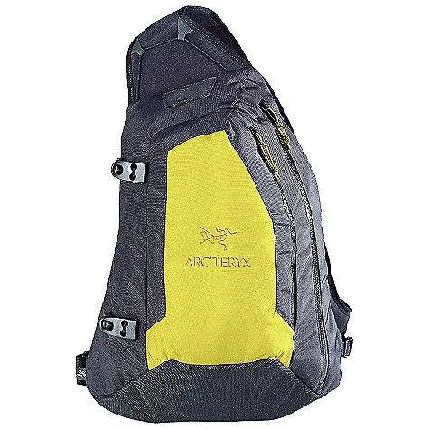 Ski Free Shipping. Arcteryx Quiver Pack The SPECS Volume: 671 cubic inches / 11 liter Weight: 26.1 oz / 740 g 210D plain weave nylon lining 420D Invista HT Ripstorm 630D Invista HT Superpack nylon reinforcement Hypalon trim HDPE framesheet We are not able to ship Arcteryx products outside the US because of that other thing. We are not able to ship Arcteryx products outside the US because of that other thing. We are not able to ship Arcteryx products outside the US because of that other thing. The SPECS Weight: 3.2 oz / 92 g Nylon laminated to ePTFE with brushed fleece backer This product can only be shipped within the United States. Please don't hate us. - $118.95
