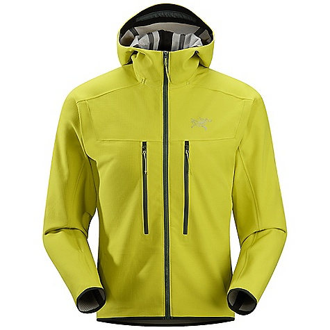 Ski Free Shipping. Arcteryx Men's Acto MX Hoody DECENT FEATURES of the Arcteryx Men's Acto MX Hoody Moisture-resistant outer face fabric Snow-shedding Highly air permeable - allows air and moisture to move through the fabric to speed drying Highly breathable - maintains comfort during aerobic activity DWR finish (Durable Water Repellent) helps bead water from fabric surface Soft, brushed lining adds light insulation Finish-taped seams for a clean aesthetic Anatomical shaping for fit and comfort No-lift gusseted underarms Adjustable hood drawcords Storm Hood Soft hood brim Quick-pull full front zip for easy venting Corded zipper-pulls reduce noise and are easy to grab Stretchy cuffs Laminated hem Two high, crossover hand pockets Smooth, durable Aerius Grid Loft Fabric sheds snow and layers easily High permeability keeps air and moisture moving through the fabric for quick drying moisture management Laminated seam allowances create a flat, clean profile Activity: Ski Touring / Alpine Climbing We are not able to ship Arcteryx products outside the US because of that other thing. We are not able to ship Arcteryx products outside the US because of that other thing. We are not able to ship Arcteryx products outside the US because of that other thing. The SPECS Weight: (M): 17.9 oz / 508 g Fit: Trim, hip length Fabric: Aerius Grid Loft - 100% stretch nylon face, 96% polyester, 4% spandex backer Care Instructions Machine wash in cold water Wash dark colors separately Tumble dry on low heat Iron on low heat Do not use fabric softener This product can only be shipped within the United States. Please don't hate us. - $298.95