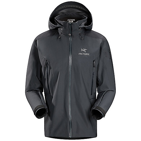 On Sale. Free Shipping. Arcteryx Men's Theta AR Jacket DECENT FEATURES of the Arcteryx Men's Theta AR Jacket Waterproof Snow-shedding Windproof Breathable Lightweight Durable Micro-seam allowance (1.6 mm) reduces bulk and weight Tiny Gore seam tape (13 mm) Laminated high-strength hanger loop DWR finish (Durable Water Repellent) helps bead water from fabric surface Fully seam-sealed for waterproofness Gore-Tex three-layer construction Generous cut for easy layering One-hand adjustable drawcords Anatomical shaping for fit and comfort Gender specific patterning Articulated patterning for unrestricted mobility Articulated elbows No-lift gusseted underarms Laminated brim Glove-friendly hood adjusters Helmet compatible Drop Hood Laminated chin guard Water Tight external zippers Molded zipper garages Pit zippers for easy venting Corded zipper-pulls reduce noise and are easy to grab Water Tight Vislon front zip Laminated die-cut Velcro cuff adjusters with elastic Drop back hem Adjustable hem drawcord Laminated hem Full seat coverage Sleeve pocket with Water Tight zip Internal chest pocket with laminated zip Our Water Tight zippers are highly water resistant, but not waterproof We do not recommend keeping items in your pockets that may be damaged by moisture Two high-volume hand pockets Reinforced shoulders, arms and hips Embroidered logo Non-chafing label Adjustable elastic waist drawcord E3D anatomical patterning and fit Water Tight Vislon center front zip Two hand pockets and sleeve pocket with laminated Water Tight zippers, plus internal laminated pocket with zippers Drop Hood Laminated Water Tight pit zippers We are not able to ship Arcteryx products outside the US because of that other thing. We are not able to ship Arcteryx products outside the US because of that other thing. We are not able to ship Arcteryx products outside the US because of that other thing. The SPECS Weight: (M): 17.1 oz / 486 g Fit: Athletic with e3D, thigh length Fabric: N40r Gore-Tex Pro 3L N150p Gore-Tex Pro 3L Care Instructions Machine wash in warm water Double rinse Wash dark colors separately Do not use fabric softener Remove immediately Do not leave wet Tumble dry on medium heat Do not iron This product can only be shipped within the United States. Please don't hate us. - $423.99
