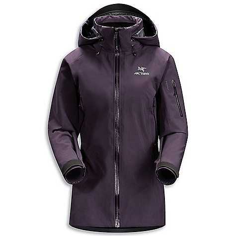 On Sale. Free Shipping. Arcteryx Women's Theta AR Jacket DECENT FEATURES of the Arcteryx Women's Theta AR Jacket Rugged, durable and breathable Gore-Tex Prolight and supple 70D fabric throughout WaterTight Vislon centre front zipper WaterTight pit zippers for ventilation Helmet compatible DropHood with fast adjustment is designed to rotate with your head Two hand pockets, internal laminated pocket with zipper, and sleeve pocket Adjustable waist drawcord We are not able to ship Arcteryx products outside the US because of that other thing. We are not able to ship Arcteryx products outside the US because of that other thing. We are not able to ship Arcteryx products outside the US because of that other thing. The SPECS Weight: M: 15.7 oz / 447 g N70p Gore-Tex Pro Fit: Athletic with e3D, thigh length This product can only be shipped within the United States. Please don't hate us. - $369.99