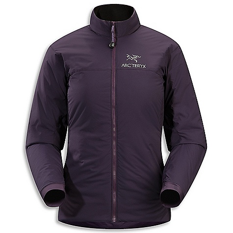 Free Shipping. Arcteryx Women's Atom LT Jacket DECENT FEATURES of the Arcteryx Women's Atom LT Jacket Wind-resistant/moisture resistant outer face fabric with DWR finish Breathable Insulated Lightweight Compressible and packable DWR finish (Durable Water Repellent) helps bead water from fabric surface Composite materials Breathable, stretch side panels for enhanced comfort and mobility Low profile stretch side panel provides a trim fit Articulated elbows Gusseted underarms Soft brushed-lined collar Full front zip with wind flap Stretch-knit cuffs Drop back hem Laminated hem Two hand pockets with zippers, internal chest pocket with zipper Activity: All Around We are not able to ship Arcteryx products outside the US because of that other thing. We are not able to ship Arcteryx products outside the US because of that other thing. We are not able to ship Arcteryx products outside the US because of that other thing. The SPECS Weight: (M): 10.3 oz / 292 g Fit: Trim, hip length Fabric: Luminara-100% nylon Polartec Power Stretch with Hardface Technology Coreloft 60 insulation (60 g/m2) Luminara-Stretch nylon ripstop fabric with wind and water resistant, air permeable PU coating and DWR finish A super lightweight and breathable stretch fabric with great water repellency and wind resistance Care Instructions Machine wash in cold water Tumble dry on medium heat Do not iron Do not use fabric softener This product can only be shipped within the United States. Please don't hate us. - $178.95
