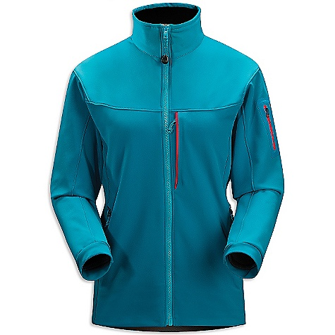 On Sale. Free Shipping. Arcteryx Women's Gamma MX Jacket DECENT FEATURES of the Arcteryx Women's Gamma MX Jacket Two hand pockets, one chest pocket and laminated sleeve pocket Trim-fitting, articulated patterning, gusseted underarms enhance mobility DWR finish We are not able to ship Arcteryx products outside the US because of that other thing. We are not able to ship Arcteryx products outside the US because of that other thing. We are not able to ship Arcteryx products outside the US because of that other thing. The SPECS Weight: (M): 17 oz / 487 g Fit: Athletic with e3D, hip length Fabric: Fortius 2.0-53% polyester, 27% nylon, 20% polyurethane This product can only be shipped within the United States. Please don't hate us. - $178.99