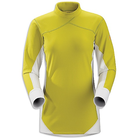 On Sale. Free Shipping. Arcteryx Women's Phase SV Comp Long Sleeve Top DECENT FEATURES of the Arcteryx Women's Phase SV Comp Long Sleeve Top Moisture-wicking, quick drying and breathable, base layer fabric for cold weather interval activities Minimal odour retention Gusseted underarms and anatomical shaping provide freedom of movement Roll-over cuffs keep hands warm without using gloves Asymmetrical crossover style patterning in shoulders We are not able to ship Arcteryx products outside the US because of that other thing. We are not able to ship Arcteryx products outside the US because of that other thing. We are not able to ship Arcteryx products outside the US because of that other thing. The SPECS Weight: (M): 5.9 oz / 167 g Fit: Next-to-skin Fabric: Phasic SV Phasic AR This product can only be shipped within the United States. Please don't hate us. - $50.99
