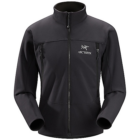 Free Shipping. Arcteryx Men's Gamma AR Jacket DECENT FEATURES of the Arcteryx Men's Gamma AR Jacket Versatile, breathable softshell made of highly durable, weather-resistant Fortius Moisture-resistant outer face fabric Lightly insulated Wind resistant DWR finish (Durable Water Repellent) helps bead water from fabric surface Articulated elbows Soft brushed-lined coll0ar Four way stretch fabric, gusseted underarms, and anatomical shaping increase freedom of movement Molded zipper garages Laminated waist hem and one-handed drawcord seal out drafts Molded zipper garages Full front zip with wind flap Corded zipper-pulls reduce noise and are easy to grab Laminated cuffs Two zippered hand pockets, internal zippered chest pocket Activity: All Around We are not able to ship Arcteryx products outside the US because of that other thing. We are not able to ship Arcteryx products outside the US because of that other thing. We are not able to ship Arcteryx products outside the US because of that other thing. The SPECS Weight: (M): 24 oz / 694 g Fit: Athletic, waist length Fabric: Fortius 3.0-65% polyester, 20% nylon, 15% polyurethane Care Instructions Machine wash in cold water Wash dark colors separately Tumble dry on low heat Iron on low heat Do not use fabric softener This product can only be shipped within the United States. Please don't hate us. - $259.95