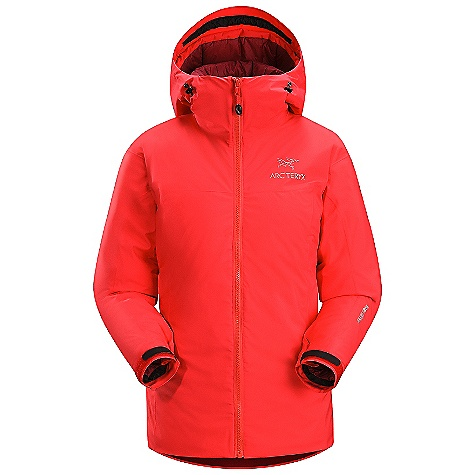 On Sale. Free Shipping. Arcteryx Women's Kappa Hoody DECENT FEATURES of the Arcteryx Women's Kappa Hoody Windstopper fabric is windproof and water resistant Coreloft insulation is lightweight, warm and resilient Insulated Storm Hood fits over helmet and is designed to rotate with your head Two internal mesh dump pockets, two hand pockets Drop hem covers seat, drawcord closures seal out cold We are not able to ship Arcteryx products outside the US because of that other thing. We are not able to ship Arcteryx products outside the US because of that other thing. We are not able to ship Arcteryx products outside the US because of that other thing. The SPECS Weight: M: 22.1 oz / 628 g N70p Windstopper 2L Coreloft 140 insulation (140 g/m2) Fit: Athletic, hip length This product can only be shipped within the United States. Please don't hate us. - $278.99