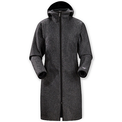 On Sale. Free Shipping. Arcteryx Women's Lanea Long Coat DECENT FEATURES of the Arcteryx Women's Lanea Long Coat Feathered woven wool face fabric bonded to plush fleece interior Stylish fitted hood retains warmth Two large hand pockets Gusseted stretch knit cuffs We are not able to ship Arcteryx products outside the US because of that other thing. We are not able to ship Arcteryx products outside the US because of that other thing. We are not able to ship Arcteryx products outside the US because of that other thing. The SPECS Weight: M: 27.7 oz / 785 g Bonded Wool - 90% wool / 10% Nylon Polyester fleece lining Fit: Trim, above knee length This product can only be shipped within the United States. Please don't hate us. - $258.99