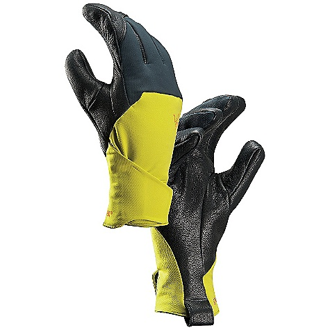 Ski On Sale. Free Shipping. Arcteryx Zenta LT Glove DECENT FEATURES of the Arcteryx Zenta LT Glove Waterproof Breathablev Insulated Durable DWR finish (Durable Water Repellent) helps bead water from fabric surface Soft, brushed lining adds light insulation Seam-free fingertips improve dexterity Softshell fabric sections in hand and cuff area for extra mobility and breathability Anatomical shaping for fit and comfort Adjustable cuff with Velcro closure Leather reinforced palm and thumb Clip-in loop to easily attach to a carabiner Low profile glove with snow-shedding softshell exterior Slim fit cuff reduces layering bulk Fleece lining Short-length cuff Activity: Ski Touring We are not able to ship Arcteryx products outside the US because of that other thing. We are not able to ship Arcteryx products outside the US because of that other thing. We are not able to ship Arcteryx products outside the US because of that other thing. The SPECS Weight: (M): 7.1 oz / 200 g Fit: Outerwear Material: Gore-Tex XCR Membrane technology Polartec Wind Pro high loft fleece Burly double weave-50% nylon, 43% polyester, 7% spandex, 275 g/m2 Lezanova leather Care Instructions Surface clean only This product can only be shipped within the United States. Please don't hate us. - $110.99