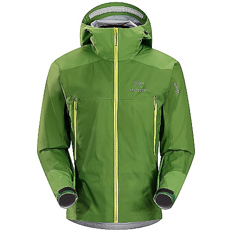 Ski On Sale. Free Shipping. Arcteryx Men's Beta FL Jacket DECENT FEATURES of the Arcteryx Men's Beta FL Jacket Waterproof Highly breathable - maintains comfort during aerobic activity Lightweight Compressible and packable Micro-seam allowance (1.6 mm) reduces bulk and weight Tiny Gore seam tape (13 mm) Laminated high-strength hanger loop Gore-Tex three-layer construction Articulated elbows E3D Ergonomic 3-Dimensional patterning for enhanced comfort and mobility Laminated brim Adjustable hood drawcords Soft brushed-lined collar WaterTight Vislon front zip Laminated die-cut Velcro cuff adjusters reduce bulk, and won't catch or tear off Drop back hem Adjustable hem drawcord Laminated hem Two hand pockets with WaterTight zippers Included mini stuff sack with drawcord closure Reflective blazes for enhanced visibility in low light Highly breathable Gore-Tex Active gives full protection High hand pockets for access with pack on Low profile Storm Hood Ultralight #3 WaterTight zipper and two fabric weights reduce bulk and overall weight Activity: Ski Touring / Nordic/Snowshoeing / Hiking We are not able to ship Arcteryx products outside the US because of that other thing. We are not able to ship Arcteryx products outside the US because of that other thing. We are not able to ship Arcteryx products outside the US because of that other thing. The SPECS Weight: (M): 11.4 oz / 322 g Fit: Athletic with e3D, hip length Fabric: N30p-X Gore-Tex Active 3L, N40p-X Gore-Tex Active 3L reinforcement Care Instructions Machine wash in warm water Double rinse Do not use fabric softener Tumble dry on medium heat Do not iron This product can only be shipped within the United States. Please don't hate us. - $313.99
