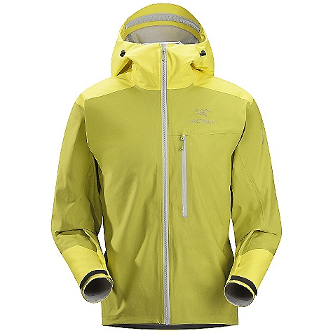 On Sale. Free Shipping. Arcteryx Men's Alpha FL Jacket DECENT FEATURES of the Arcteryx Men's Alpha FL Jacket Exceptionally breathable and lightweight Gore-Tex Active fabric has nylon N30p-x body reinforced with N40p-x face fabric in high wear areas Trim fit with e3D maximizes breathability and mobility while facilitating layering Single chest pocket storage stuff sack has clip-in point Helmet-compatible Storm Hood rotates without blocking vision 360deg reflective blades The SPECS Weight: M: 10.3 oz / 292 g Fit: Trim with e3D, hip length N30p-x Gore-Tex Active 3L N40p-x Gore-Tex Active 3L reinforcements This product can only be shipped within the United States. Please don't hate us. - $298.99