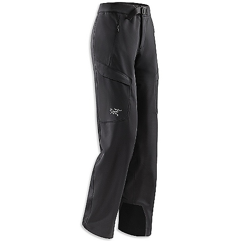 On Sale. Free Shipping. Arcteryx Women's Gamma MX Pant DECENT FEATURES of the Arcteryx Women's Gamma MX Pant Two hand pockets with invisible zippers Two thigh pockets with Velcro flap closures Reinforced instep patches Gusseted crotch, stretch fabric allows freedom of movement Front fly with snap closures, waist belt We are not able to ship Arcteryx products outside the US because of that other thing. We are not able to ship Arcteryx products outside the US because of that other thing. We are not able to ship Arcteryx products outside the US because of that other thing. The SPECS Weight: 19 oz / 546 g Fit: Athletic fit Fabric: Fortius 2.0-53% polyester, 27% nylon, 20% polyurethane This product can only be shipped within the United States. Please don't hate us. - $208.99