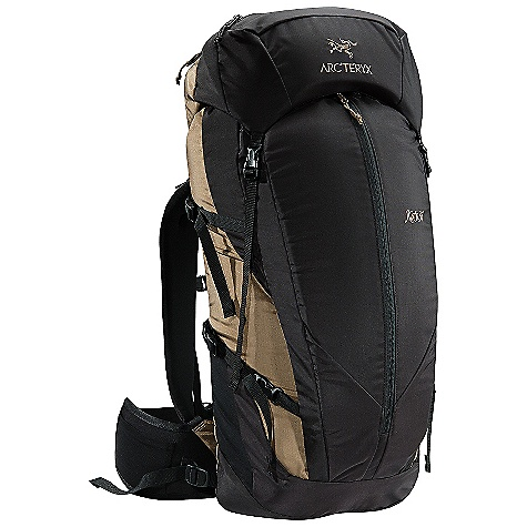 Camp and Hike On Sale. Free Shipping. Arcteryx Kata 37 Backpack DECENT FEATURES of the Arcteryx Kata 37 Backpack HDFB (high-density foam back) suspension Twin 6005-T6 extruded aluminum M-bar stays Fixed top lid with two zippered pockets with key clip Extendable collar with drawcord for additional capacity Top loading with a top grab handle Dual density anatomically shaped shoulder straps Adjustable position sternum strap Four compression straps-two on each side Kangaroo pocket with top compression strap and internal stealth pocket Reinforced in high wear areas for greater durability Dual P'ax ice tool carry systems Hydration bladder compatible via the Hydroport and Hydro Clip tube Skis can be carried in an A-frame configuration Ergonomic thermoformed hipbelt for long-haul comfort Stretch-mesh stash pockets on hipbelt Padded bottom increases durability and maintains form The SPECS Fabric: 420D nylon 6,6 plain weave, 210D nylon 6,6 ripstop, 6005-T6 extruded aluminum M-bar stays, EV 50, Dual density foam, Stretch woven fabric The SPECS for Short Weight: 51 oz / 1450 g Volume: 2135 cubic inches / 35 liter Extends To: 2318 cubic inches / 38 liter The SPECS for Regular Weight: 53 oz / 1500 g Volume: 2257 cubic inches / 37 liter Extends To: 2440 cubic inches / 40 liter The SPECS for Tall Weight: 54 oz / 1550 g Volume: 2379 cubic inches / 39 liter Extends To: 2562 cubic inches / 42 liter This product can only be shipped within the United States. Please don't hate us. - $190.99