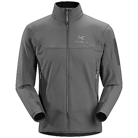 On Sale. Free Shipping. Arcteryx Men's Gamma LT Jacket DECENT FEATURES of the Arcteryx Men's Gamma LT Jacket Made of durable, breathable, moisture and wind-resistant Burly double weave four-way stretch fabric Weather resistant Highly durable DWR finish (Durable Water Repellent) helps bead water from fabric surface Mechanical stretch textile for unrestricted mobility-fabric is inherently stretchy without the use of Spandex fibres, making it more durable Soft, inner face-fabric is comfortable next-to-skin Gender specific patterning Articulated patterning for unrestricted mobility Gusseted underarms Stretch wrist gussets Laminated chin guard Soft brushed-lined collar Adjustable hem drawcord Laminated hem Full-length Vislon zipper with wind flap High zippered hand pockets don't interfere with waist belt Laminated sleeve pocket with laminated zip Stretch gusset cuffs Laminated cuffs Brushed polyester inner collar Embroidered logo Activity: All Around We are not able to ship Arcteryx products outside the US because of that other thing. We are not able to ship Arcteryx products outside the US because of that other thing. We are not able to ship Arcteryx products outside the US because of that other thing. The SPECS Weight: (M): 18 oz / 515 g Fit: Athletic, hip length Fabric: Burly Double Weave-46% nylon, 46% polyester, 8% spandex Care Instructions Machine wash in cold water Wash dark colors separately Tumble dry on low heat Iron on low heat Do not use fabric softener This product can only be shipped within the United States. Please don't hate us. - $148.99