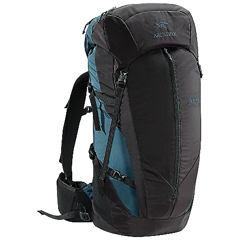 Camp and Hike On Sale. Free Shipping. Arcteryx Kata 45 Backpack DECENT FEATURES of the Arcteryx Kata 45 Backpack HDFB (high-density foam back) suspension Twin 6005-T6 extruded aluminum M-bar stays Fixed top lid with two zippered pockets with key clip Extendable collar with drawcord for additional capacity Top loading with a top grab handle Dual density anatomically shaped shoulder straps Adjustable position sternum strap Four compression straps-two on each side Kangaroo pocket with top compression strap and internal stealth pocket Reinforced in high wear areas for greater durability Dual P'ax ice tool carry systems Hydration bladder compatible via the Hydroport and Hydro Clip tube Skis can be carried in an A-frame configuration Ergonomic thermoformed hipbelt for long-haul comfort Stretch-mesh stash pockets on hipbelt Padded bottom increases durability and maintains form The SPECS Fabric: 420D nylon 6,6 plain weave, 210D nylon 6,6 ripstop, 6005-T6 extruded aluminum M-bar stays, EV 50, Dual density foam, Stretch woven fabric The SPECS for Short Weight: 58 oz / 1650 g Volume: 2624 cubic inches / 43 liter Extends To: 2807 cubic inches / 46 liter The SPECS for Regular Weight: 59 oz / 1700 g Volume: 2746 cubic inches / 45 liter Extends To: 2929 cubic inches / 48 liter The SPECS for Tall Weight: 61 oz / 1750 g Volume: 2868 cubic inches / 47 liter Extends To: 3050 cubic inches / 50 liter This product can only be shipped within the United States. Please don't hate us. - $206.99
