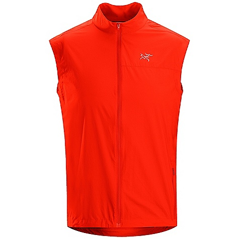 On Sale. Free Shipping. Arcteryx Men's Incendo Vest DECENT FEATURES of the Arcteryx Men's Incendo Vest Wind-resistant, moisture repellent fabric open mesh back panels add ventilation Zippered security pocket with media pocket and MP3 cord passage Stows inside its own pocket on hip Reflective blades on back We are not able to ship Arcteryx products outside the US because of that other thing. We are not able to ship Arcteryx products outside the US because of that other thing. We are not able to ship Arcteryx products outside the US because of that other thing. The SPECS Weight: M: 3.3 oz / 95 g Fit: Trim Luminara - 100% nylon, Mesh - 100% polyester This product can only be shipped within the United States. Please don't hate us. - $73.99