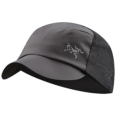 Arcteryx Escapa Cap The SPECS Weight: 1.9 oz / 54 g TerraTex - 94% nylon/ 6% spandex We are not able to ship Arcteryx products outside the US because of that other thing. We are not able to ship Arcteryx products outside the US because of that other thing. We are not able to ship Arcteryx products outside the US because of that other thing. This product can only be shipped within the United States. Please don't hate us. - $38.95