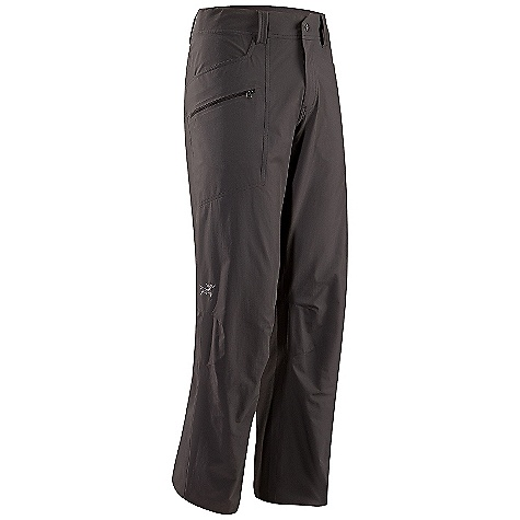 Free Shipping. Arcteryx Men's Perimeter Pant DECENT FEATURES of the Arcteryx Men's Perimeter Pant Mid-weight, stretch nylon Cresta fabric provides comfort and mobility Mesh-lined hand and rear pockets, zippered cargo pocket Zippered fly closure with button and belt loops Articulated patterning, gusseted crotch We are not able to ship Arcteryx products outside the US because of that other thing. We are not able to ship Arcteryx products outside the US because of that other thing. We are not able to ship Arcteryx products outside the US because of that other thing. The SPECS Fit: Athletic Weight: M: 11.2 oz / 318 g Cresta - 89% nylon, 11% spandex This product can only be shipped within the United States. Please don't hate us. - $118.95