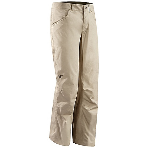 Free Shipping. Arcteryx Men's Renegade Pant DECENT FEATURES of the Arcteryx Men's Renegade Pant Articulated patterning for unrestricted mobility Front fly Wide waistband Belt loops Snap waist closure Breathable, lightweight, durable fabric Two hand pockets, two rear pockets Gusseted crotch, articulated patterning Activity: Travel We are not able to ship Arcteryx products outside the US because of that other thing. We are not able to ship Arcteryx products outside the US because of that other thing. We are not able to ship Arcteryx products outside the US because of that other thing. The SPECS Weight: 7.3 oz / 206 g Inseam: 84 cm Fit: Relaxed Fabric: 3.8 oz Canvas - 68% cotton, 32% nylon Care Instructions Machine wash in cold water or dry clean Wash dark colors separately Do not use fabric softener Tumble dry on low heat Iron on low heat This product can only be shipped within the United States. Please don't hate us. - $98.95