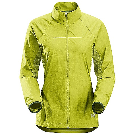 Free Shipping. Arcteryx Women's Cita Jacket DECENT FEATURES of the Arcteryx Women's Cita Jacket Wind-resistant, moisture repellent fabric open mesh underarm panels enable ventilation Zippered security pocket on hip with media pocket and cord port Stows inside its own pocket on hip Reflective blades on sleeves and back We are not able to ship Arcteryx products outside the US because of that other thing. We are not able to ship Arcteryx products outside the US because of that other thing. We are not able to ship Arcteryx products outside the US because of that other thing. The SPECS Weight: M: 3.7 oz / 107 g Luminara - 100% nylon Mesh - 100% polyester Fit: Trim This product can only be shipped within the United States. Please don't hate us. - $129.95