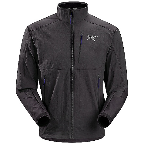 Free Shipping. Arcteryx Men's Gamma SL Hybrid Jacket DECENT FEATURES of the Arcteryx Men's Gamma SL Hybrid Jacket Air permeable TerraTex body combined with durable Fortius 1.0 stretch fabric reinforcements Athletic fit maximizes freedom of movement while providing room for three layers Two laminated hand pockets and one chest pocket Hem drawcord We are not able to ship Arcteryx products outside the US because of that other thing. We are not able to ship Arcteryx products outside the US because of that other thing. We are not able to ship Arcteryx products outside the US because of that other thing. The SPECS Weight: M: 10.4 oz / 295 g Fit: Athletic, hip length Fortius 1.0 - 84% nylon, 16% spandex TerraTex - 94% nylon, 6% spandex This product can only be shipped within the United States. Please don't hate us. - $228.95
