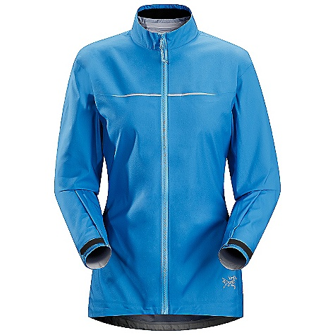 Camp and Hike On Sale. Free Shipping. Arcteryx Women's Visio FL Jacket DECENT FEATURES of the Arcteryx Women's Visio FL Jacket Waterproof Highly breathable-maintains comfort during aerobic activity Lightweight Compressible and packable Gore-Tex three-layer construction Taped seams for added weatherproofness Gusseted underarms Drop seat Low profile collar WaterTight Vislon front zip Laminated die-cut Velcro cuff adjusters reduce bulk, and won't catch or tear off Drop back hem Adjustable hem drawcord Side stow pocket Gore-Tex Active is the lightest, most breathable Gore-Tex Reflective blades and logo aid visibility in low light Zippered hip pocket Activity: Running / Hiking We are not able to ship Arcteryx products outside the US because of that other thing. We are not able to ship Arcteryx products outside the US because of that other thing. We are not able to ship Arcteryx products outside the US because of that other thing. The SPECS Weight: (M): 6.2 oz / 176 g Fit: Athletic, upper hip length Fabric: N30p-X Gore-Tex Active 3L Care Instructions Machine wash in warm water Double rinse Do not use fabric softener Tumble dry on medium heat Do not iron This product can only be shipped within the United States. Please don't hate us. - $193.99
