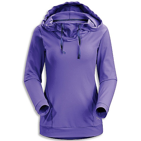 On Sale. Free Shipping. Arcteryx Women's Corbela Hoody DECENT FEATURES of the Arcteryx Women's Corbela Hoody Stretchy, supple fabric allows freedom of movement Wicks moisture effectively Flatlocked seams prevent chafing Casual, oversized cowl hood cinches up with elastic cord Lightweight Resilient stretchy fabric-garment retains shape and form Quick-drying Stretchy cuffs Activity: All Around We are not able to ship Arcteryx products outside the US because of that other thing. We are not able to ship Arcteryx products outside the US because of that other thing. We are not able to ship Arcteryx products outside the US because of that other thing. The SPECS Weight: (M): 9 oz / 269 g Fit: Athletic Fabric: Tanica-79% polyester, 21% spandex, 227g/m2 A mid weight, four-way stretch polyester/spandex knit textile with a soft face and a lightly brushed back Care Instructions Machine wash in cold water or dry clean Do not use fabric softener Hang to dry Iron on low heat This product can only be shipped within the United States. Please don't hate us. - $68.99